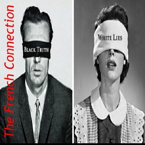 The French Connection Black Truth White Lies